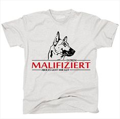 Siviwonder Unisex T-Shirt Malinois Hund Infiziert ash - schwarz S Siviwonder http://www.amazon.de/dp/B00MV0IHFM/ref=cm_sw_r_pi_dp_gW33ub17DT3DX