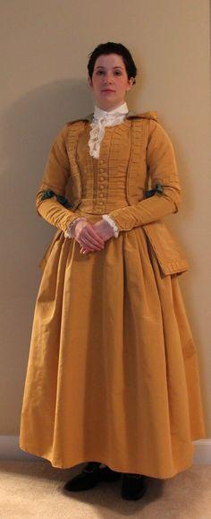 Nicole's 1770s Brunswick