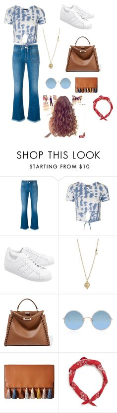 """""""Untitled #242"""" by american80schild ❤ liked on Polyvore featuring STELLA McCARTNEY, Topshop, adidas Originals, Temple St. Clair, Fendi, Sunday Somewhere and Rebecca Minkoff"""