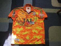 Shimizu S-Pulse Casa camisa de futebol 1999 - 2000