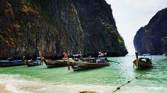 What an amazing day snorkeling climbing... And Maya bay!  #mayabay #phiphiisland #krabi #thailand #asia #travel #traveling  #vacation #visiting #instatravel #instago #instagood #trip #holiday #photooftheday #fun #travelling #tourism #tourist #instapassport #instatraveling #mytravelgram #travelgram #travelingram #igtravel #followme  #follower by voltantsenses3