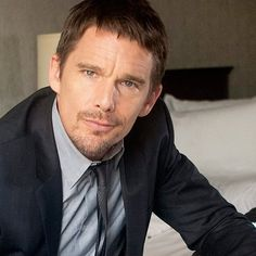 There's some kind of actors that can radically change who they are from movie to movie. I've never really been that kind of actor. I enjoy changing the worlds that I'm in.  Ethan Hawke #ethanhawke #beforesunrise #beforesunset #beforemidnight #boyhood