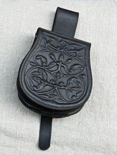 hungarian leather bag: