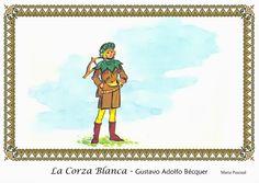 COLECCION AZUCENA TOMO 5 - GUSTAVO ADOLFO BECQUER - MARIA PASCUAL - CUENTO E ILUSTRACION ROBIN HOOD - Álbumes web de Picasa