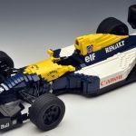 Computer software, 3D modelling and good old fashioned creativity come together to allow the hands of Luca Rusconi to craft these incredible LEGO Formula 1