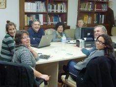 Reunió de la Junta Directiva de l'Associació de Gestors Culturals de les Illes Balears (GCIB)