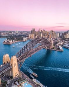 Places Around The World, The Places Youll Go, Places To Go, Around The Worlds, Sydney City, Sydney Harbour Bridge, Sydney Photography, Travel Photography, Sydney Ville
