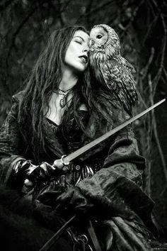 New Photography Fantasy Warrior Witches Ideas Celtic Mythology, Celtic Goddess, Athena Goddess, Warrior Princess, Dark Beauty, Gods And Goddesses, Belle Photo, Dark Art, Magick