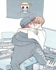Image about exo in chanbaek/baekyeol fanart by chanbaek Chanbaek Fanart, Exo Chanbaek, Chanyeol Baekhyun, Kpop Fanart, Baekhyun Fanart, Exo Ot12, K Pop, Exo Fan Art, Cute Gay Couples