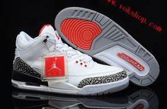 new style 074aa b15d3 Air Jordan Retro Shoes air jordan 3 white black red top layer calf leather  men s basket  Air Jordan 3 - 2013 new arrivals.