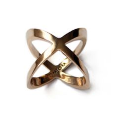 Interlock #Ring - TOMTOM JEWELRY