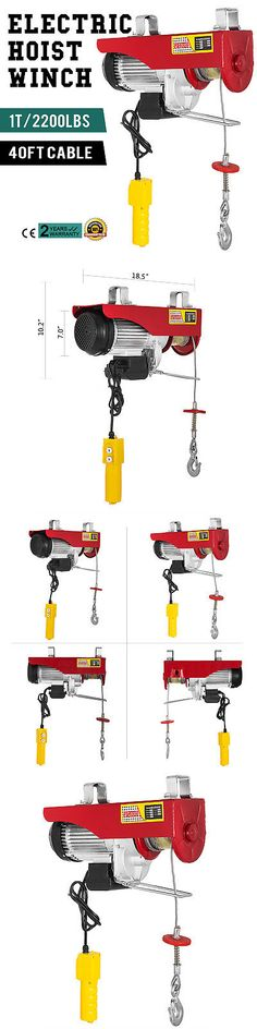 11 Best Electric Winch Hoist images in 2014 | Electric winch ... Kaixun Hoist Wiring Diagram on