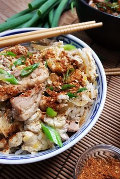 Asian Recipes, New Recipes, Favorite Recipes, Ethnic Recipes, Authentic Thai Food, Instant Pot, Sushi Bowl, Japanese Sushi, Healthy Cooking