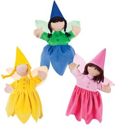 Make Puppets like these?