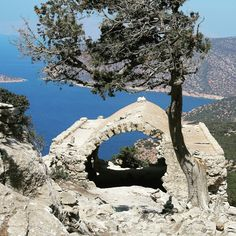 Monolithos Castle Rhodos
