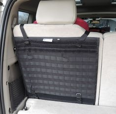 "18"" wide MOLLE CompatableSeat panel"