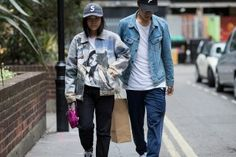 See What Londoners Wore to the Supreme x Thrasher Drop
