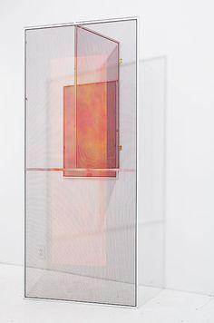 Therapy Lisa, Sigal Hinged, Lisa Sigal, Sculpture Installation, Hinged Painting…