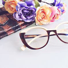 #carolineabram #eyewear #frames #glasses #retro #vintage #girls #parisian #paris