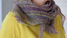 Knitted Shawls, Knitting, Blogg, Crocheting, Inspiration, Fashion, Ponchos, Fashion Styles, Dekoration