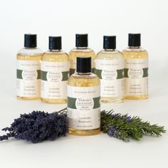 Organic Body Wash - Lavender Rosemary #BodyWash #Soap #Lavender #Rosemary #organic