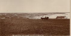 Foto de 1900, tomada desde la loma del Torreón