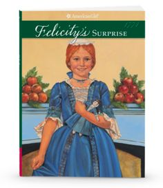 Felicity's Surprise: A Christmas Story (American Girl Collection)