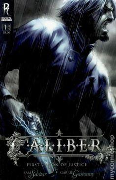 Caliber (2008 Radical Comics) 1B
