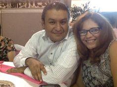 Pastores Jonathan y Marlene Hedz.