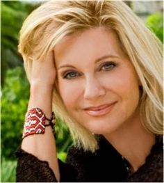 Olivia Newton John: http://toyourgoodhealthradio.com/featured-celebrity-interviews/