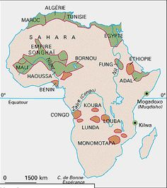 Westafricaf africaafrican american history pinterest african kingdoms map african kingdoms and empires photo by professoroftruth photobucket sciox Gallery