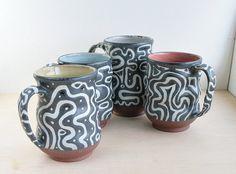 Modern Pottery  ClaraLanyiCeramics