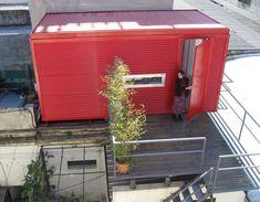 Going … Up? Radical & Subversive Urban Rooftop Dwellings | WebUrbanist