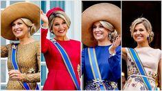 De Prinsjesdag-outfits van koningin Máxima - Blauw Bloed