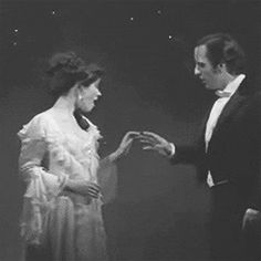 Ramin Karimloo as The Phantom and Sierra Boggess as Christine De Chagny in the Original London Production of Love Never Dies.