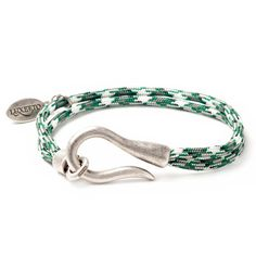 TAMI HOMME- Vert Personalized Items, Bracelets, Green Man, Menswear, Man Bracelet, Lobster Clasp, Money, Leather, Bangles