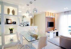 Móveis de drywall: 25 soluções para ambientes - Casa