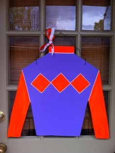 Decorative Jockey Silk By KentuckyBredByDesign On Etsy 3500