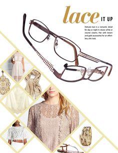 0e61cb6620 Lace It Up.  jimmycrystalny  fashion  lace  gold  sparkle. A A Optical · Jimmy  Crystal ...
