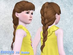 Skysims Hair Child 219_N