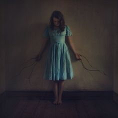by Brooke Shaden Photography Dark Photography, Portrait Photography, Create Image, Great Photos, Flaws, Short Sleeve Dresses, Passion, Summer Dresses, People