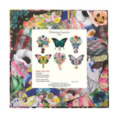 Fan-shaped Note Cards Frivolités - Christian Lacroix - Stationery - Lifestyle