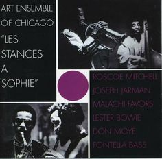 Les Stances a Sophie is a 1970 soundtrack album by the Art Ensemble of Chicago recorded in Paris for a French film directed by Moshé Mizrahi and first released on the Pathé Marconi label in France and on Nessa Records in the U.S.. It features performances by Lester Bowie, Joseph Jarman, Roscoe Mitchell, Malachi Favors Maghostut, Fontella Bass and Don Moye. Moshé Mizrahi commissioned the original music for the film with the band only having two weeks left on their French visas.