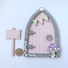 New door available in the shop. Can be personalised too!