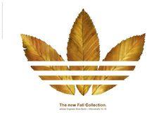 """Adidas New Fall Collection"" Logo ♥ Reputation Line Inc. NY - Marketing & Branding U ♥ Sports Advertising, Creative Advertising, Advertising Design, Advertising Ideas, Advertising Campaign, Adidas Originals, The Originals, Print Design, Graphic Design"