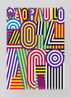 AGI 2014 #graphic #print #pattern