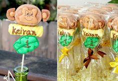Monkeys & Bananas First Birthday — Celebrations at Home