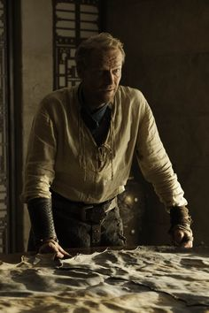 Game of Thrones - Season 4 Episode 7 Still- Ser Jorah Mormont- Juego de Tronos