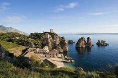 Mondo Top 50 - parhaat rantakohteet 2015: Sisilia.