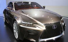 2016 Lexus ES 350 Released At 2015 Shanghai Auto Show